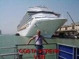 Costa Serena Die Costa Serena ist ein Kreuzfahrtschiff der Reederei Costa Crociere. Sie ist der zweite Neubau, der von Costa Crociere im Jahr 2006 in Auftrag gegeben wurde. Für die Passage des Panamakanals ist das Schiff gut 3,50 Meter zu breit.