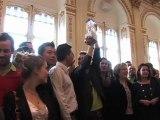Solar Decathlon : lancement de la compétition à Versailles en 2014