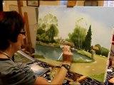 Portes ouvertes des ateliers d'artistes à Estaires