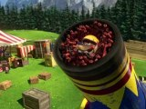 Madagascar 3: Europe's Most Wanted - Clip - Human Cannonball