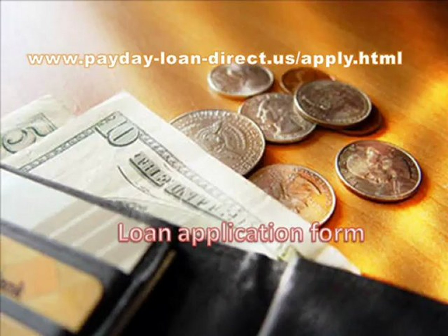 How does payday loans work