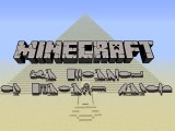 Minecraft - Map La pyramide du pharaon maudit
