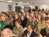 Alain Joyandet soutient François Fillon, en campagne à Vesoul