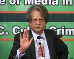 ATTN- MIR Justice Azmat Saeed Speech at Avari Role of media promoting peace 2