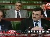 مداخلة السيد علي العريض وزير الداخلية حول الوضع الأمني بالبلاد2012/10/20