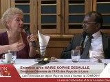 Marie-Sophie DESAULLE Directeur général ARS des Pays-de-la-Loire 3/4