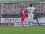 But Gaël DANIC (52ème pen) - Valenciennes FC - FC Lorient (6-1) - saison 2012/2013