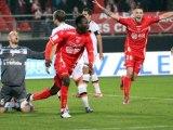 Valenciennes FC (VAFC) - FC Lorient (FCL) Le résumé du match (9ème journée) - saison 2012/2013