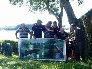 La truite et les carnassiers sortie officielle Aveyron 2012