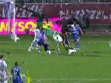 But Benjamin NIVET (89ème) - ESTAC Troyes - Olympique de Marseille (1-0) - saison 2012/2013