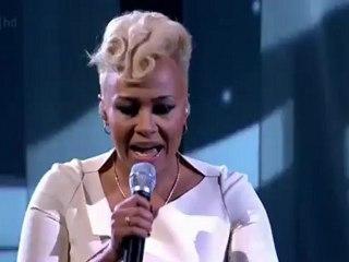 Labrinth featuring Emeli Sande - Beneath Your Beautiful Live Performance X-Factor UK 2012