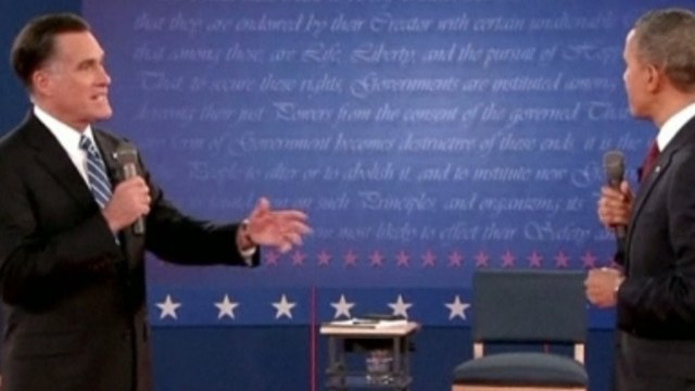 Obama, Romney expected to have spirited third debate