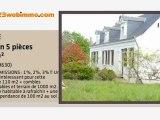 A vendre - maison - Mazé (49630) - 5 pièces - 110m²