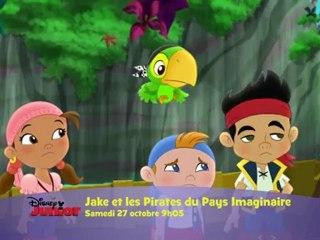 Jake et les Pirates du Pays Imaginaire - Jake à la rescousse de Bucky - Episode spécial