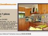 A vendre - maison - Seichamps (54280) - 7 pièces - 136m²