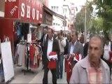 Burdur'da Dağ Taş Albayraklara Kesecek