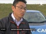 """Uno sterzo """"intelligente"""" per l'auto del futuro"""