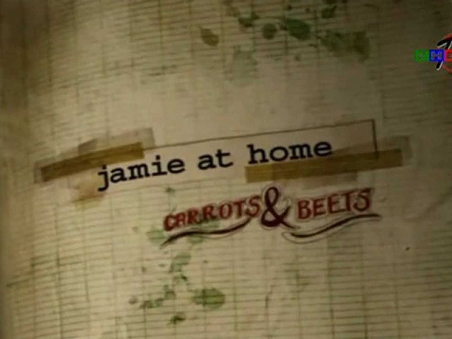 Jamie At Home S01E06 [Carrots & Beets]