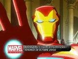 Disney XD - Avengers :  L'équipe des super héros - Vendredi 26 Octobre à 20h10