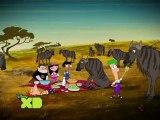 Disney XD - Phinéas et Ferb - Mais où est Perry ? - Bande-annonce partie 2