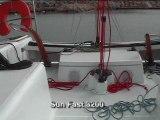30/04/2008 - Essai des Jeanneau Sun Odyssey 50 DS, 49i et Sun Fast 3200 à Hyères