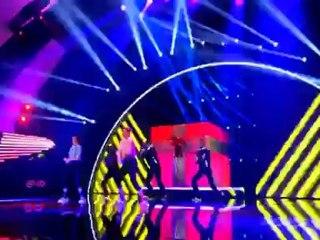 Le show haut en couleur des 2 MAD - Demi-finale