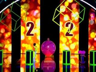 Le numéro fluo de Barnabé le Clown - Demi-finale