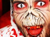 Maquillage Halloween : Monstre sur Kevin d'Hollywood Girls