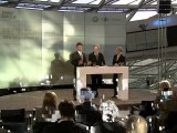 BMW Group Press Conference Re-Branding BMW Welt