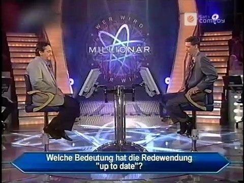 Die Harald Schmidt Show vom 27.11.2001
