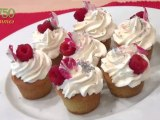 Cupcakes litchis, framboises - 750 Grammes