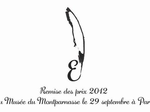 Remise des prix pour le Concours Exister à bout de plume 2012