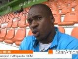 Murielle Ahoure et Ben Meite soutiennent l'athlétisme ivoirien