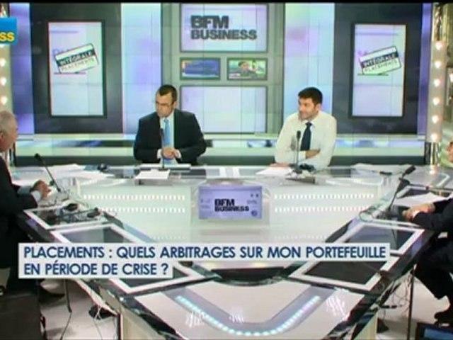 BFM Business 22.10.12 Organisation du patrimoine en temps de crise