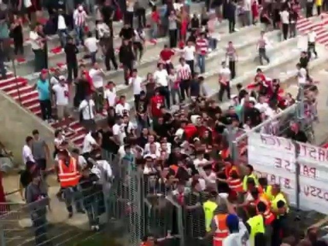 [S.C.Bastia] Incidents lors du derby ACA-SCB