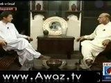 Imran Khan ... PTI Tsunami is Ready if Govt. Confronts Judiciary (July 6, 2012)