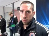 """Groupe F - Ribéry : """"Un beau petit stade"""""""