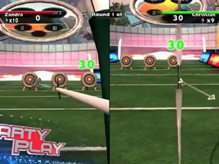Features Trailer de Sports Champions 2