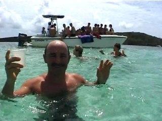 La Baignoire de Joséphine en Martinique