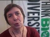 Interview Michelle Rivet EELV - 24 et 25 octobre 2012 - Session conseil régional : Politique Agricole Commune