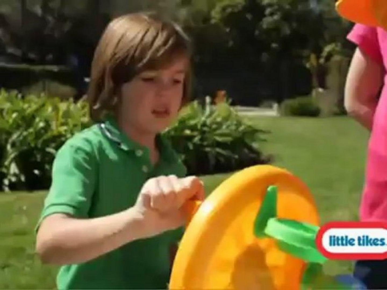 Education Supplies - Little Tikes Spiralin' Seas Waterpark Kids Water Toy