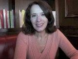 """Autour d'un verre avec Véronique Olmi à propos de son roman """"Nous étions faits pour être heureux"""" - octobre 2012"""