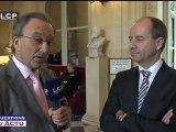 Reportages : Jean-Jacques Urvoas fait la leçon à Jean-Marc Ayrault
