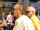 Sit-In dei lavoratori Di Antenna Sicilia Dopo La Conferma Dei Licenziamenti - News D1 Television TV
