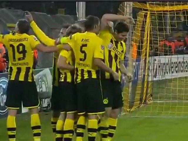 Borussia Dortmund 2x1 Real Madrid