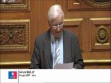 Gérard Bailly, Sénateur du Jura : Dessertes ferroviaires du jura