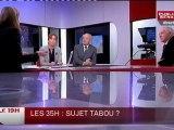 LE 19H,Invités: Jean Arthuis, François Patriat, Fabienne Keller, Michel Destot et Gérard Longuet