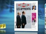 Revue de presse Unes 1ère - La Revue de Presse du 25/10/2012