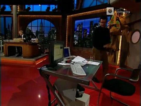 Die Harald Schmidt Show vom 13.12.2001