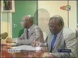 Concertation entre le ministre Pierre Mabiala et les architectes et avocats